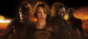 Justice League DCTV