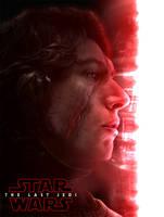 Kylo Ren The Last Jedi (SW Ep.VIII) by dan-zhbanov