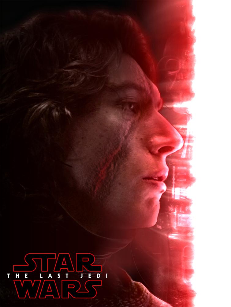 Kylo Ren The Last Jedi (SW Ep.VIII) by dan-zhbanov ...