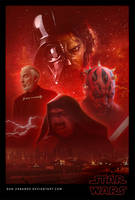 The Sith by dan-zhbanov