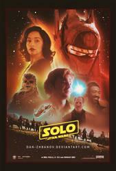 SOLO: A Star Wars Story by dan-zhbanov