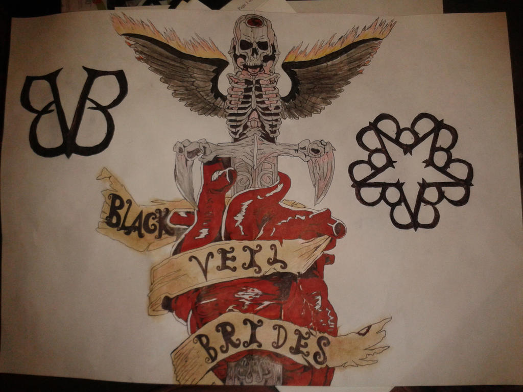 black veil brides by jack9730