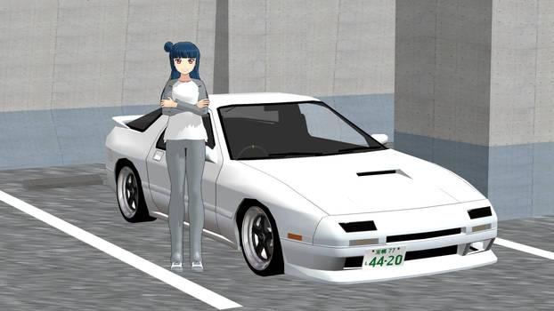 Yoshiko's RX-7