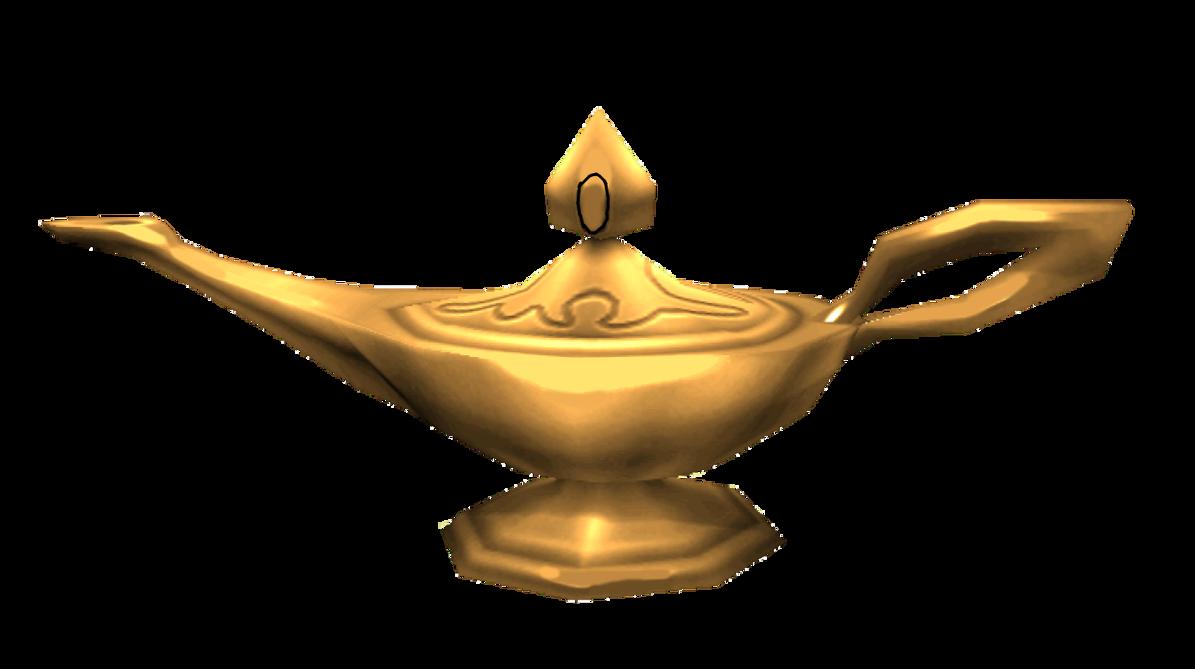 Classic Okard S Genie Lamp By Aladdindragonson42 On Deviantart