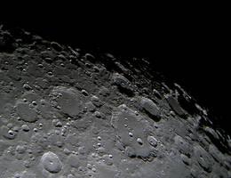 lunar moon shot through scope by pynipple