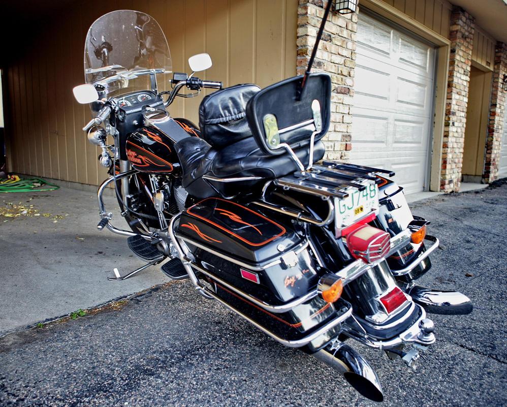 Harley Davidson Gauge Panel Trim Part