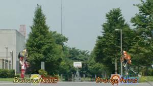 Kamen Rider Gaim - War of the Overlords