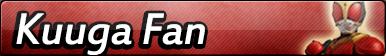 Kamen Rider Kuuga Fan Button