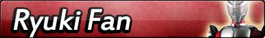 Kamen Rider Ryuki Fan Button