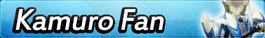 Kamen Rider Kamuro Fan Button