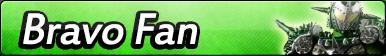 Kamen Rider Bravo Fan Button