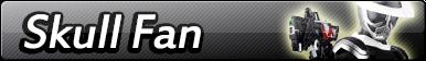 Kamen Rider Skull Fan Button
