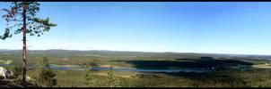 Aavasaksanvaara's view