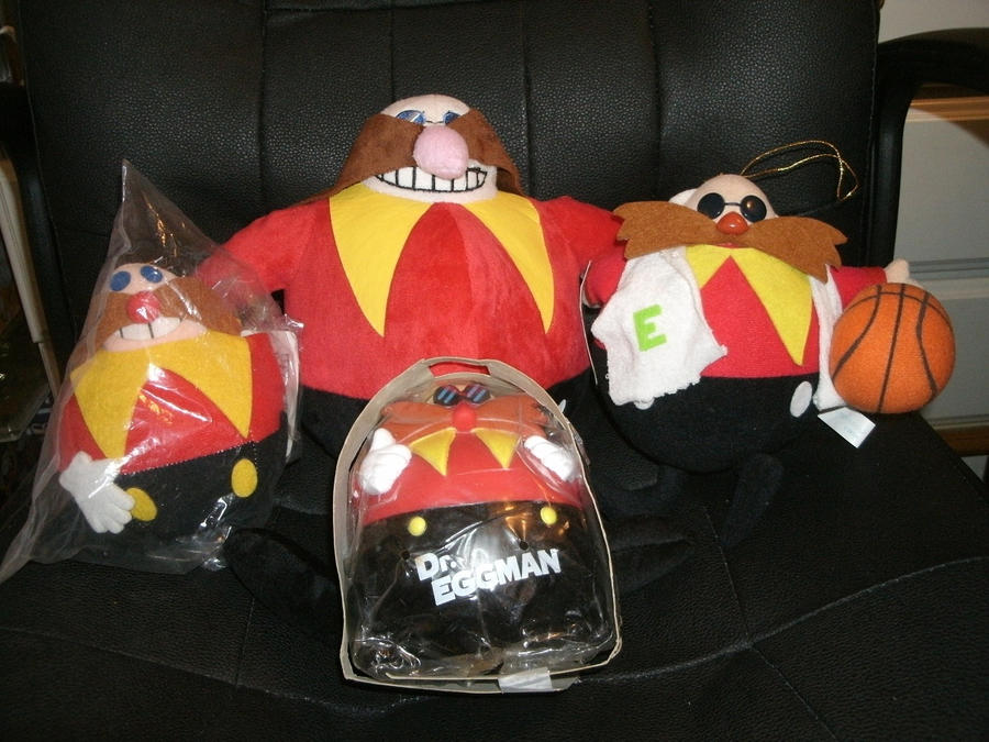 Eggmen Collection by MadForHatters