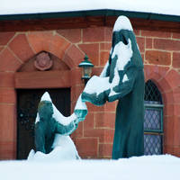 Giving Snow to the Poor