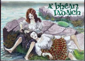 A' bhean iadaich