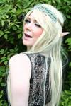 Flirty elf