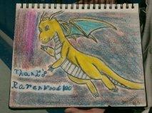 request to Ravenwood 100 dragonite by dragzata