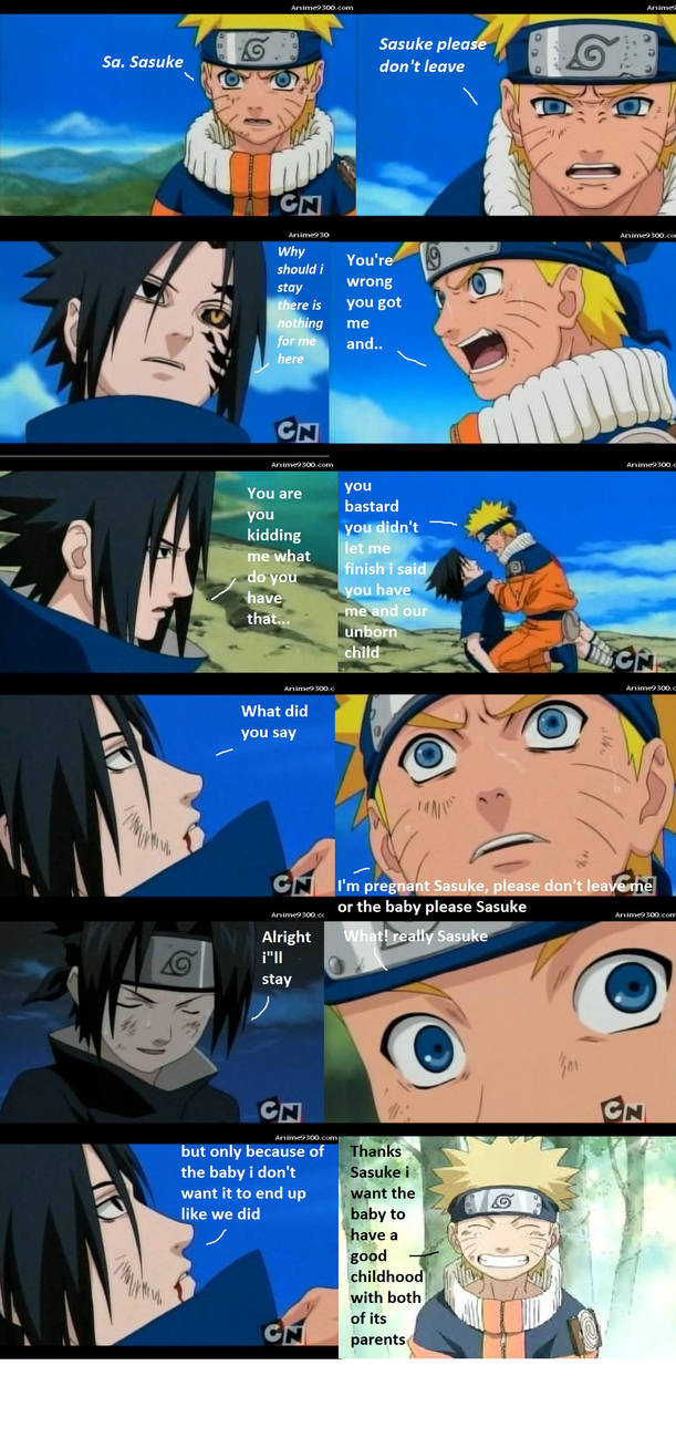Naruto mpreg