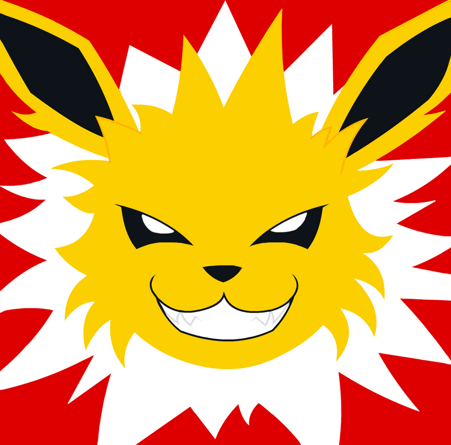 Jolteon Icon by KevinAF123