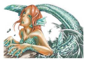 Mermaid by lordless