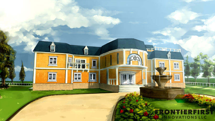 Goldtalon Estate by lordless