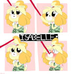 My Isabelle.