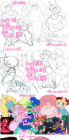 COMMISSIONS ARE OPEN! (info) by MissPolycysticOvary