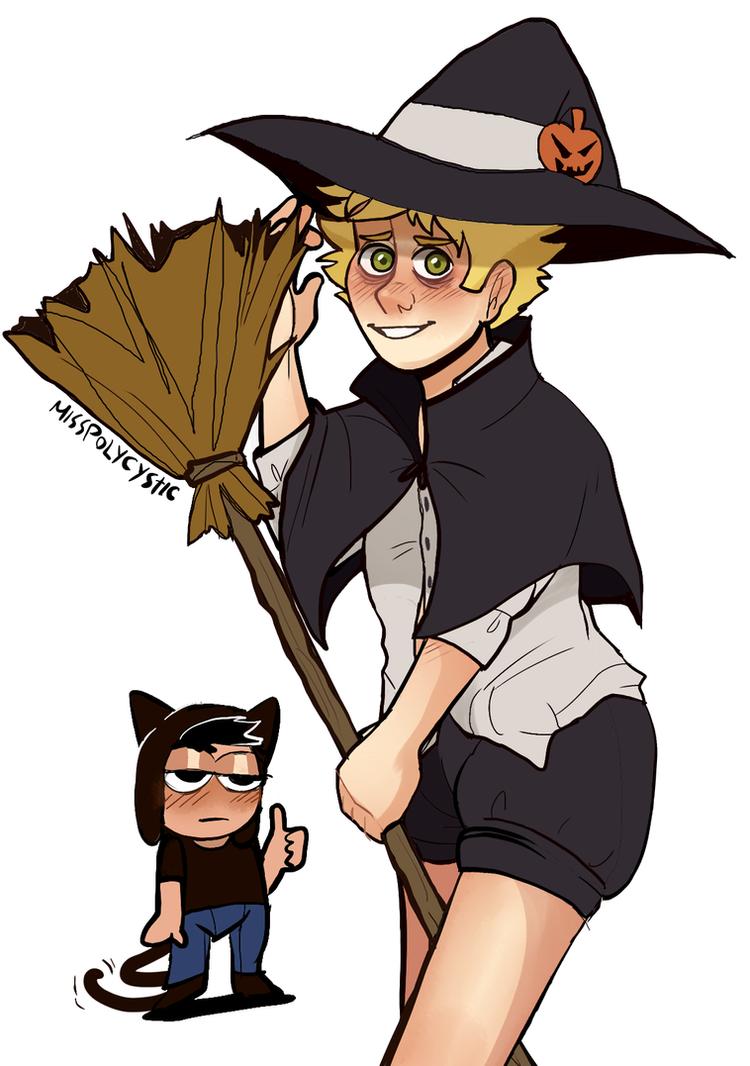 witch tweek by MissPolycysticOvary
