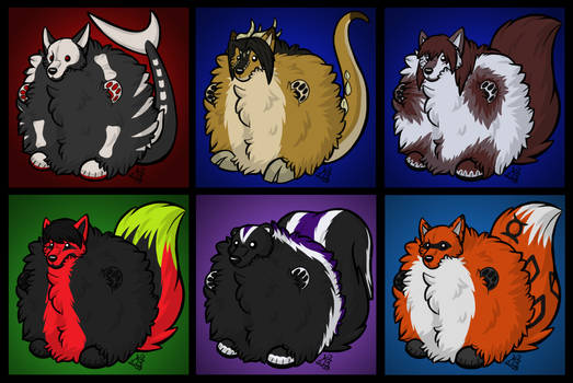 Poof Icons Batch 2