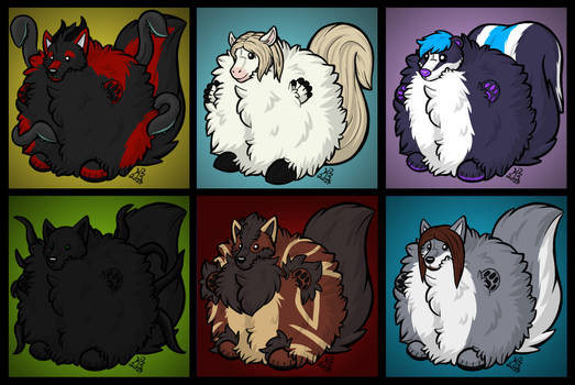 Poof Icons Batch 3