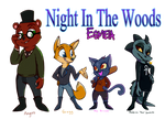 Night In The Woods Squad