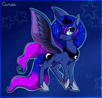 Princess Luna by TheSoleil