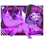 Sketch Revival: Zoe Trent by TheSoleil