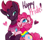 Pride Month Ships - FizzlePie