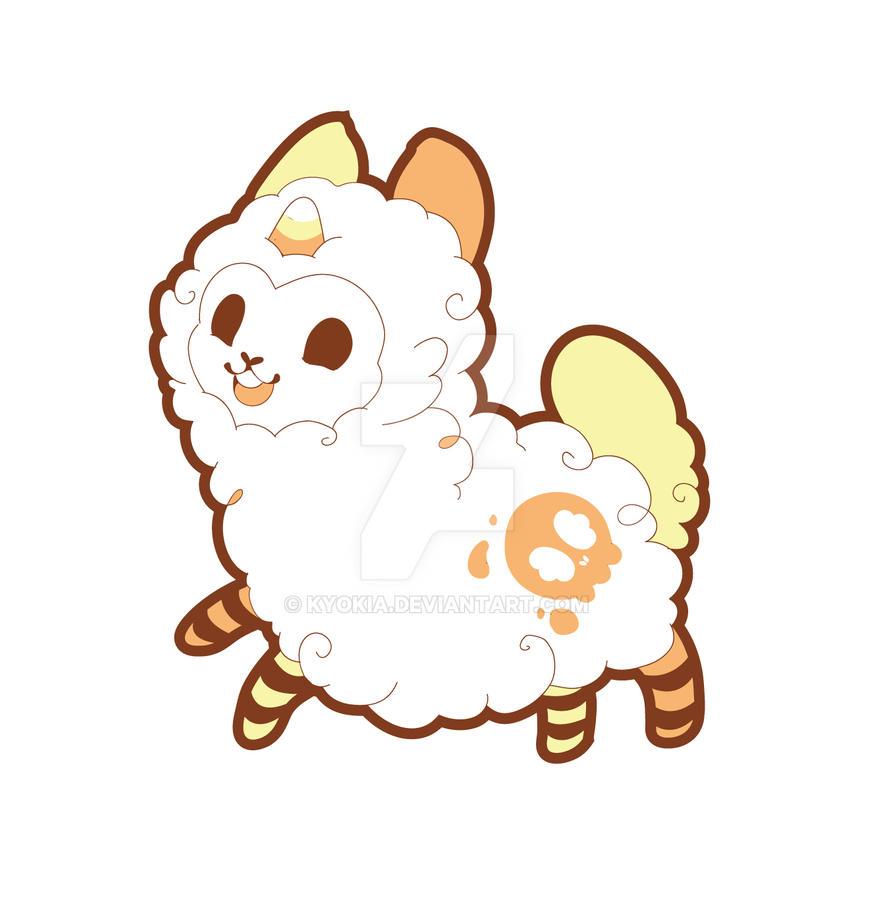 Alpacacorn by kyokia