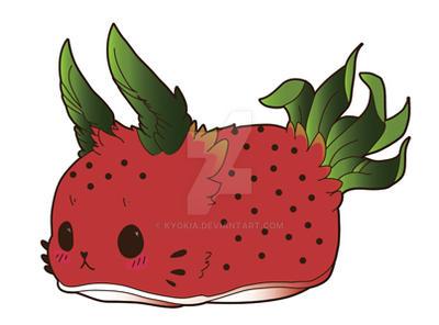 Seabunnycolorstrawberry by kyokia
