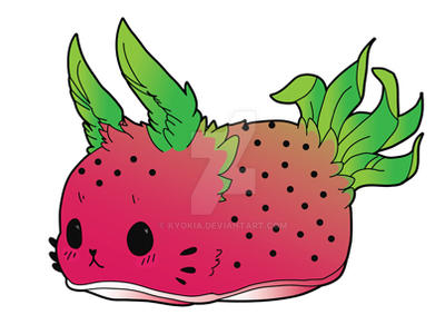 Seabunnywatermelon by kyokia