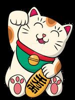 Little maneki-neko!!!