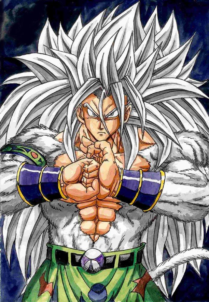 Super Saiyan 4 - Dragon Ball GT Wiki