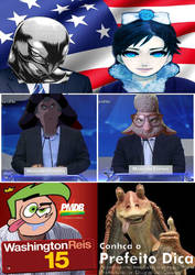 Elections - Otaku/Nerd Version (AKA WE. ARE. FU-)
