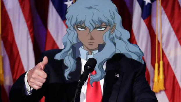 Elections Otaku ver Pt 2: President Griffith Trump