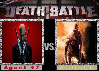 Death Battle - Agent 47 vs Riddick