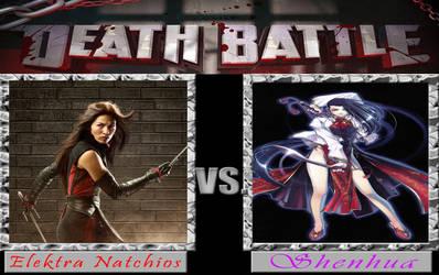 Death Battle - Elektra vs Shenhua
