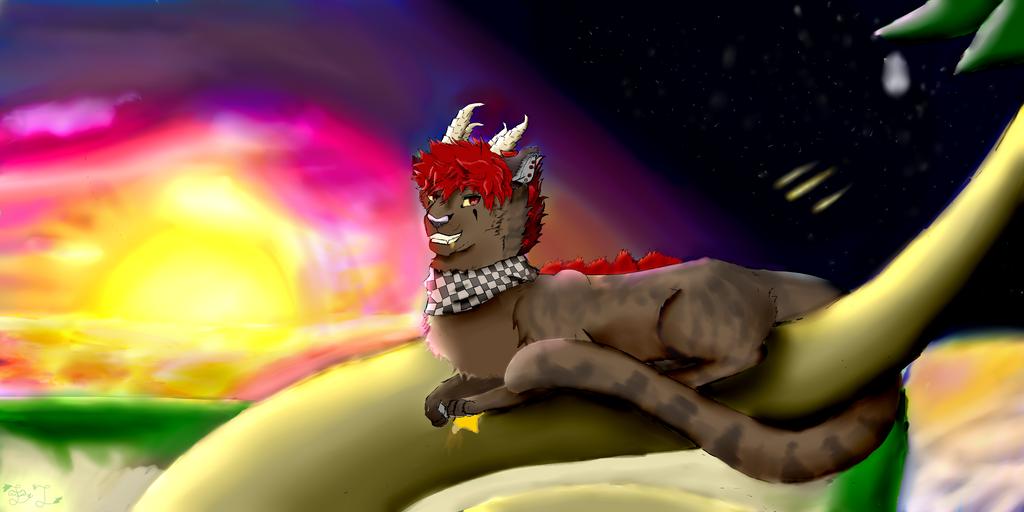 Art Payment for LionXXXI: Kingdoms Delight by LevairAmeliaRivaille