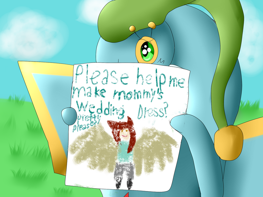 Help Mommy please? by LevairTaivas