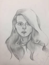 Self portrait thingy