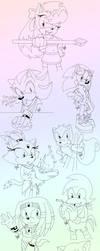 MS Paint Doodles 2 by Amuzoreh