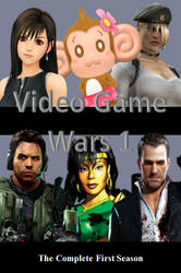 Video Game Wars 1 DVD Cover by DARealityTV