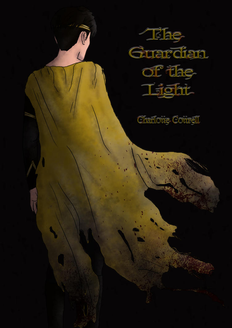 The Guardian of the Light (cover 2) by NettleKiss